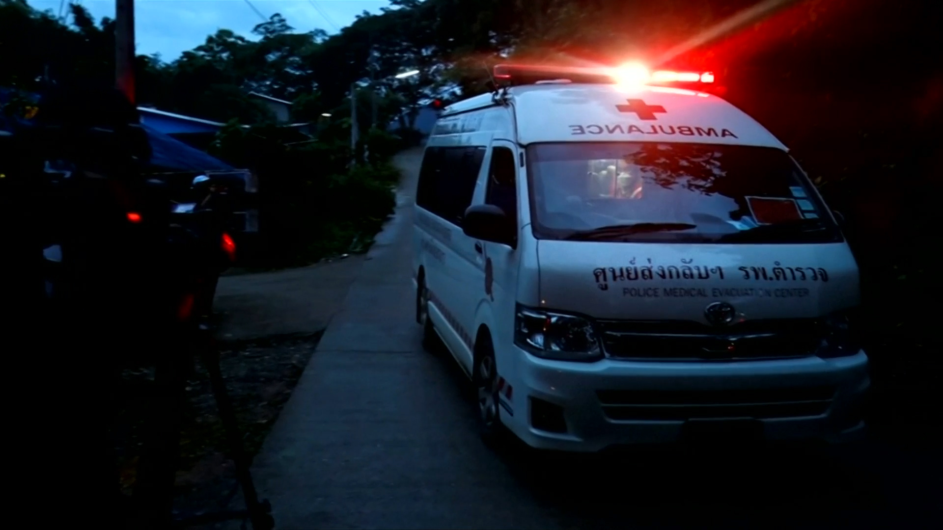 Four boys saved from Thai Caves - Fate of 9 more trapped?