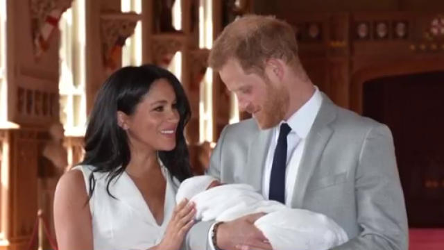 How Baby Archie Is Mending Relationships Between The Royal Family