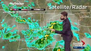 Edmonton Weather Forecast: May 8