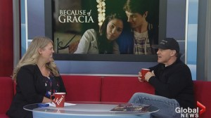 'Because of Gracia' premiering in Saskatoon
