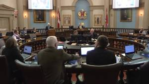 Council approves a climate change fund,  allowing private donations for green initiatives (01:43)