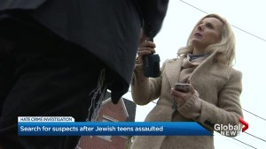 Toronto police launch hate crime investigation after 4 Jewish teens allegedly targeted