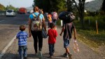 Migrant caravan in Mexico begins trek to U.S. border