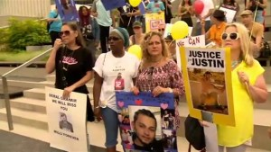 'I've been given life sentence': Mothers lead anti-violence march to Queen's Park