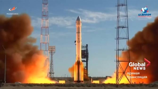 Russia launches cutting-edge telescope into orbit