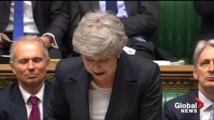 Britain wants accountability over Khashoggi  murder: UK PM May