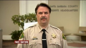 Santa Barbara Sheriff addresses the interaction his department had with Elliot Rodger