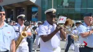 Royal Nova Scotia International Tattoo Canada Day Parade (01:07)