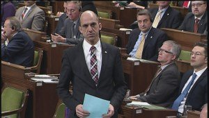 NDPs question Tories on use of solitary confinement for mentally ill