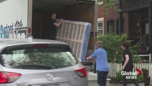 Saskatchewan residents procrastinate when it comes to moving: survey