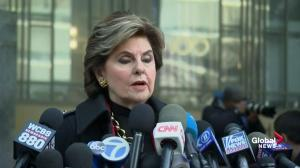 Allred says Weinstein case not based on MeToo movement