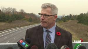 OPP Commissioner moved by stories of previous victims