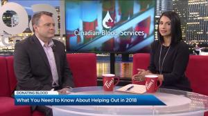 What you need to know about giving blood in 2018