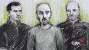Suspect in Jo Cox's death makes first court appearance