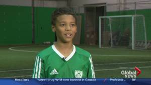 Young Alberta soccer star gets chance of a lifetime