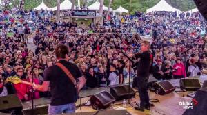8th annual Edmonton Rock Fest gives back to kid's charity