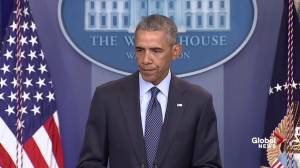 President Obama: Attack on any American, regardless of sexual orientation, is an attack on all of us