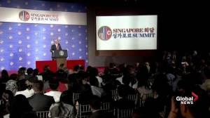 Trump-Kim summit: Trump rejects suggestion Kim Jong Un is an 'equal'
