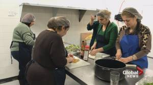 Montreal catering company hiring Syrian refugees