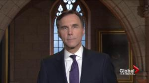 Federal budget 2018: Morneau's plan