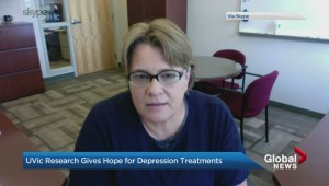 UVic research gives hope for future depression treatment
