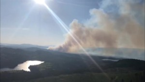 Wildfire season sparks early for B.C.