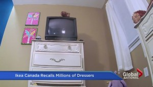 What you need to know about the IKEA dresser recall