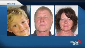Reward to be offered in search for missing 5-year-old and grandparents