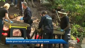 Toronto police confirm human remains located at Leaside home linked to accused serial killer Bruce McArthur