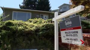 Foreign buyers tax slowing down housing frenzy