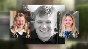Mother of two murdered girls on stand at trial of father