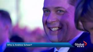 Who is new Conservative leader Andrew Scheer?