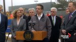 Trump's immigration comments 'sad and ugly': NY's Governor Cuomo