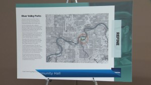 City asks Edmontonians for their ideas for Gallagher Park