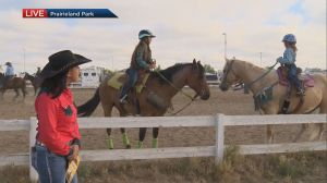 Hundreds of competitors in Saskatoon for the Saskatchewan Barrel Racing Finals