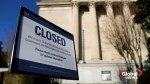 Congress returns to work as U.S. federal government shutdown goes on