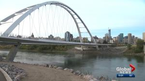 Edmonton finally throws a grand opening party for the new Walterdale Bridge