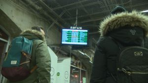 Cold weather to blame for Toronto transit delays