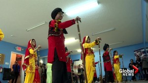 Calgary Sikh community hosts New Year celebrations