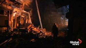 Death toll rises to 70 in major Bangladesh blaze