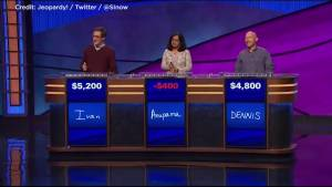 'Jeopardy!' contestants fumble football category