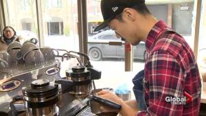 Should laptops be banned from Toronto cafés?