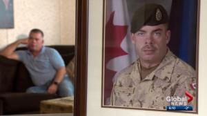 Canadian military veterans frustrated with waiting on disability claims