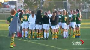 High School Huddle: soccer and football