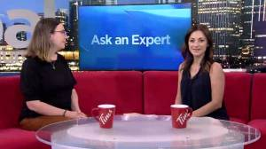 Ask an Expert: Postpartum text helpline