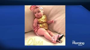 High-heels for babies spark outrage