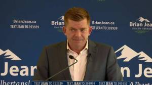 Brian Jean announces he is seeking the leadership of United Conservative Party (01:40)