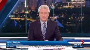 Global News at 5 Edmonton: Jan. 11 (06:42)