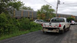 Two dead following train collision in rural Nova Scotia