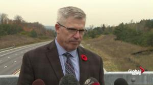 Need help from public to locate dangerous vehicles: OPP Commissioner on Hwy 400 crash